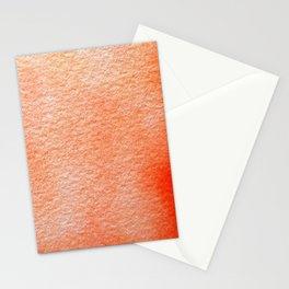 Symphony in red minor III Stationery Cards