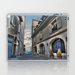 Far Beyond The Street Laptop & iPad Skin