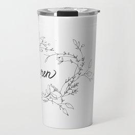 CLARA Travel Mug