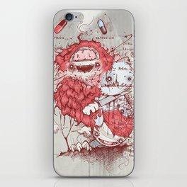 Dr Jekyll iPhone Skin