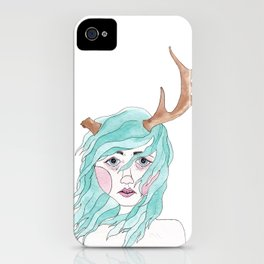 Antler iPhone Case