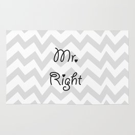 Mr. Right Rug