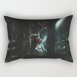 Night Rectangular Pillow
