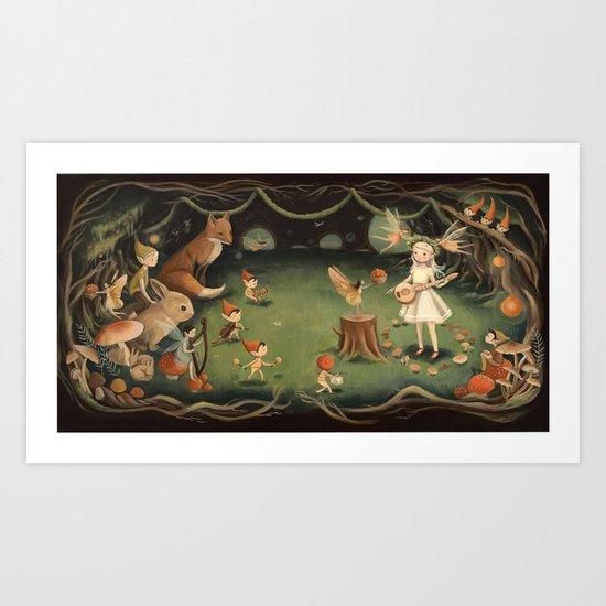 The Fairy Dream by Emily Winfield Martin by emilywinfieldmartin