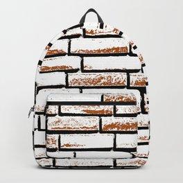 Brick wall 1 Backpack
