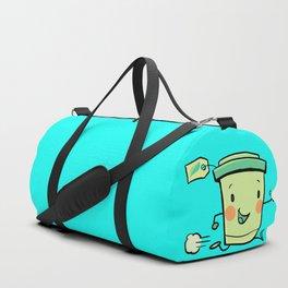 express green tea Duffle Bag