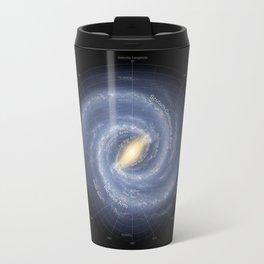 The Galaxy Milky Way Travel Mug
