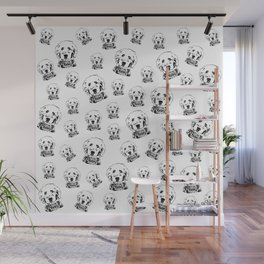 Goldendoodle Dog Wall Mural