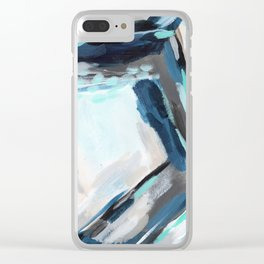 Don't Let Go Clear iPhone Case