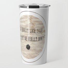 but Travel Mug