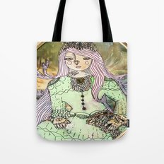 Princess Flora Tote Bag