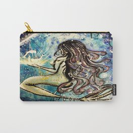 Faceless Pisces  Carry-All Pouch