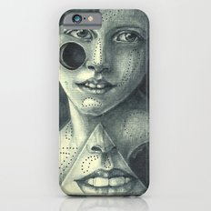 don't trust mouths iPhone 6 Slim Case
