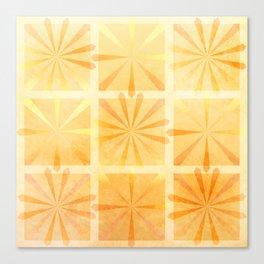 Citrus Burst Canvas Print