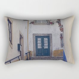 Around the old town Rectangular Pillow