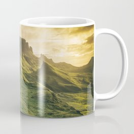 Mesmerized By the Quiraing IV Coffee Mug
