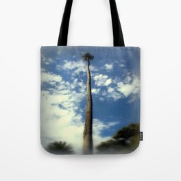 Washington Palm Tree Tote Bag