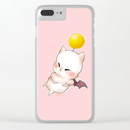 Moogs Clear iPhone Case