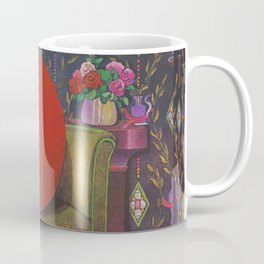Therapy With A Tomato Milton Glaser - Tomato- Something unusual is going on here - 1978 Coffee Mug