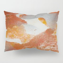 Pasta in repeat pattern Pillow Sham