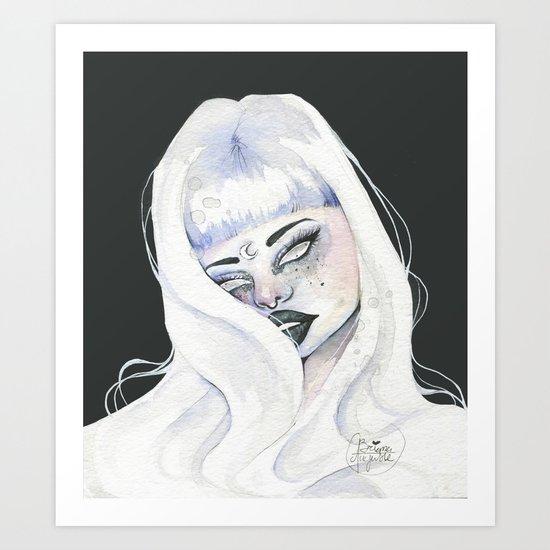 Lucid Art Print