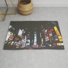 Evening Glow - Times Square Rug