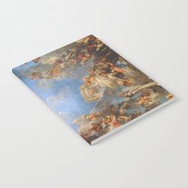 Fresco in the Palace of Versailles Notebook