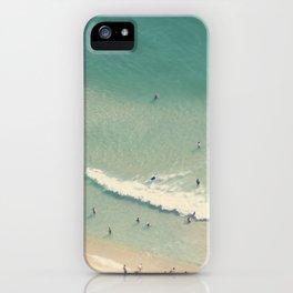 beach love II - Nazare iPhone Case