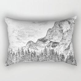 Half Dome Rectangular Pillow