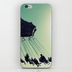 Joy ride iPhone & iPod Skin