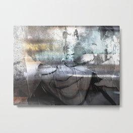 Urban Abstract 118 Metal Print