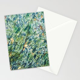 Ocean Life Abstract Stationery Cards