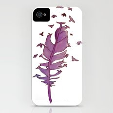 Birds of a Feather Slim Case iPhone (4, 4s)