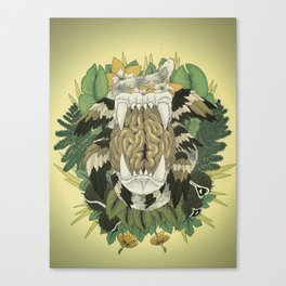 The Island of Dr. Moreau Canvas Print