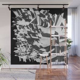 Shades Of Grey Wall Mural
