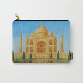 Taj Mahal Carry-All Pouch
