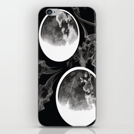 Moons iPhone Skin
