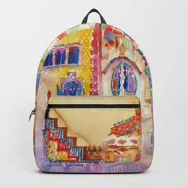 Casa Batllo Backpack