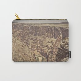 Little Colorado River Gorge, Arizona Carry-All Pouch