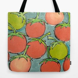 you had me at 'tomato' Tote Bag