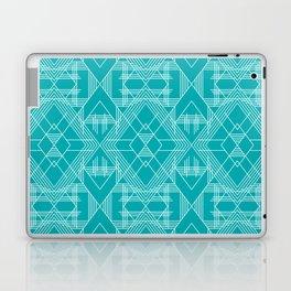 Illuminati Teal Laptop & iPad Skin