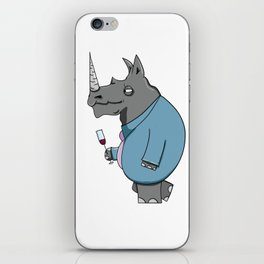 Rhino! iPhone Skin