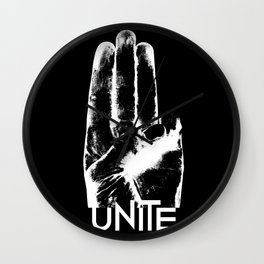 Unite Mockingjay Wall Clock