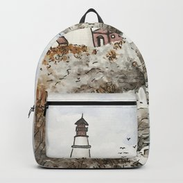 We All Need An Escape Backpack