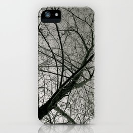 Withered Away iPhone Case
