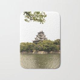 Hiroshima Castle Bath Mat
