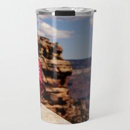 Boulder at the Grand Canyon Travel Mug