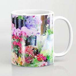 Mallory's Parisian Florals Coffee Mug