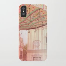 Viena carousel  iPhone Case
