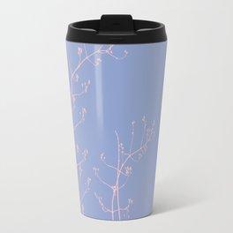 Serenity of Rose Jasmine Travel Mug